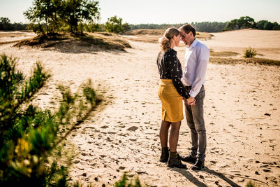 Loveshoot Zandverstuiving 't Harde